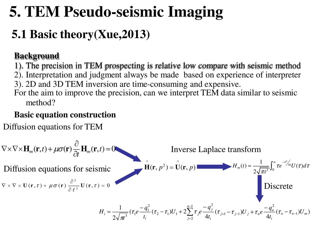 Journal of geophysics remote sensing ppt video online download tem pseudo seismic imaging fandeluxe Image collections