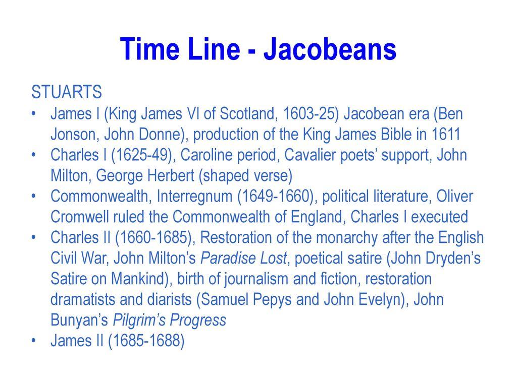 john milton time period