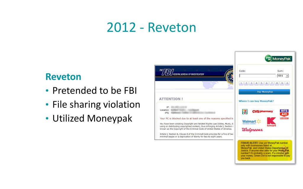 Ransomware Reality Check - ppt download