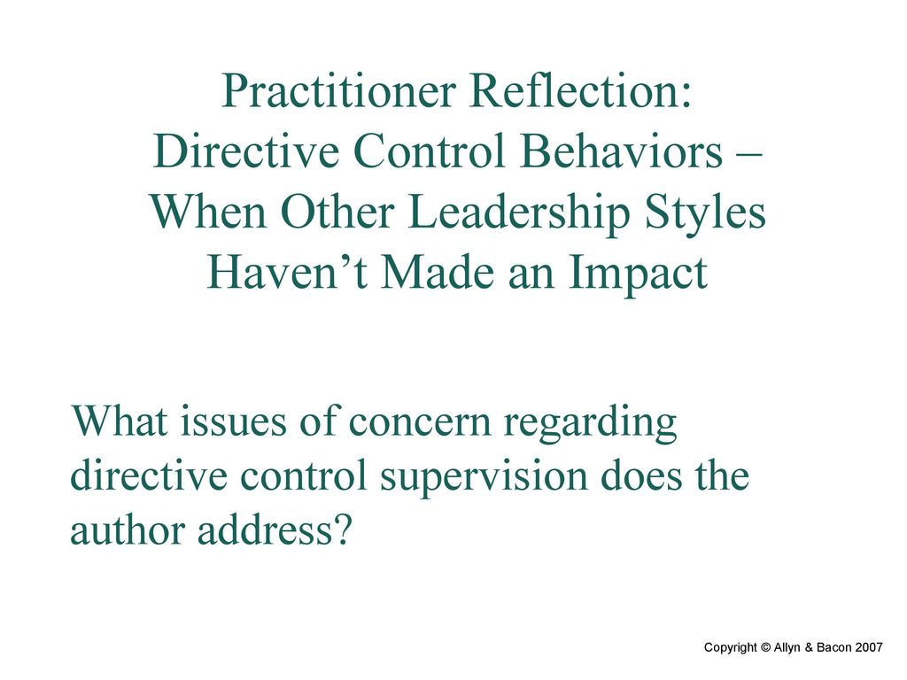 Chapter 1 Supervision For Successful Schools Ppt Download