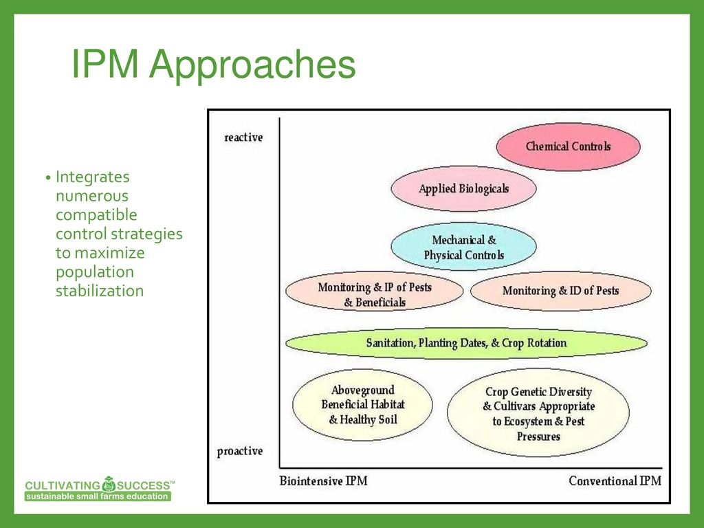 ipm of insect pests and disease - ppt download