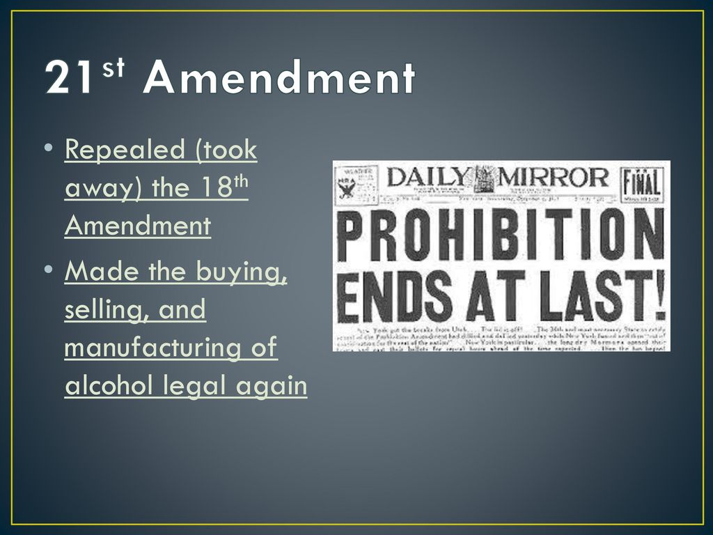 bill of rights and amendments - ppt download