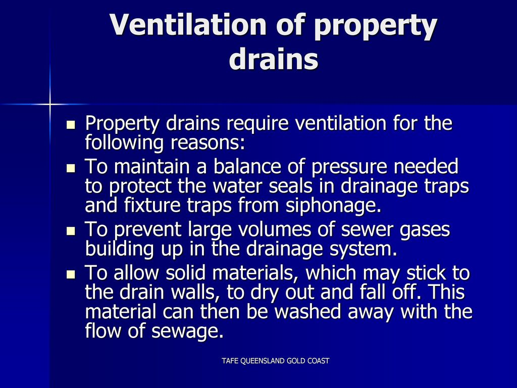 Designing property drainage systems - ppt download