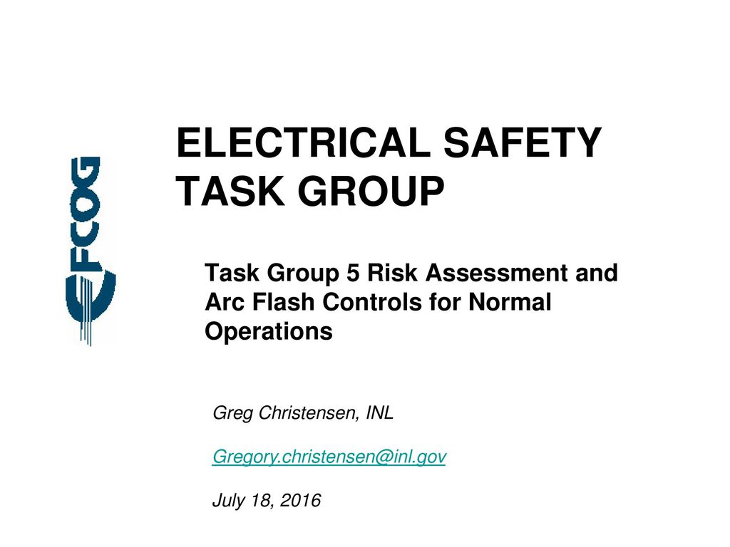 Electrical Safety Group. How to get a group of admission for electrical safety 76