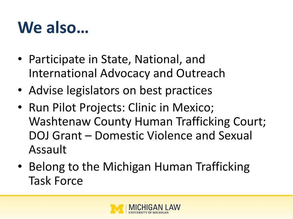 What is Human Trafficking? Combating Myths and