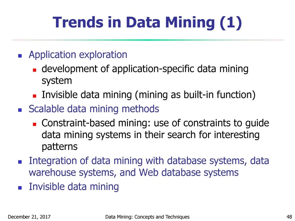 data mining techniques and applications pdf
