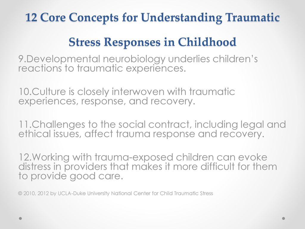 When Trauma Underlies Challenging >> Trauma Informed Care What Why And How Introduce Self Ppt Download