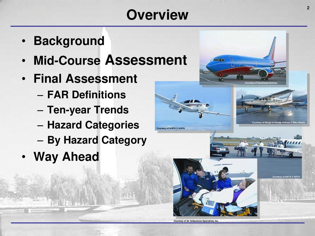 weather related aircraft accidents