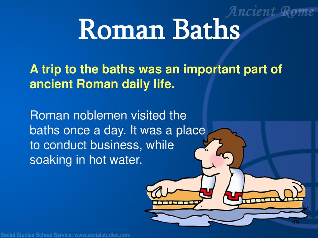 Teacher Notes: Welcome to Ancient Rome! Throughout this presentation ...
