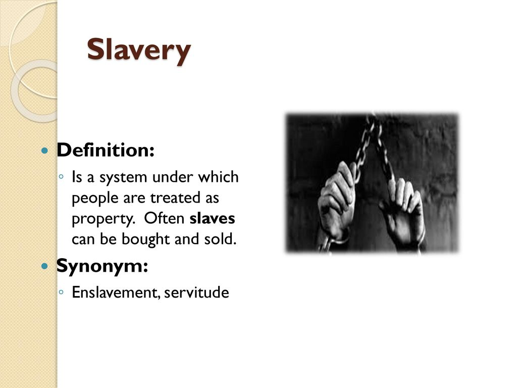 quarter 2 unit 1 slavery and resilience - ppt download