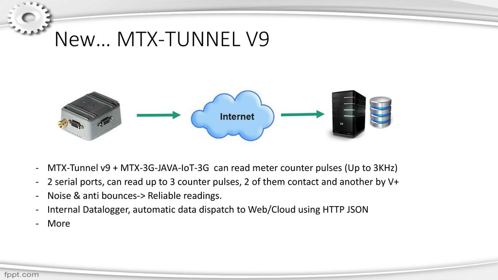Featured Flexible M2M-IoT Modem - ppt download