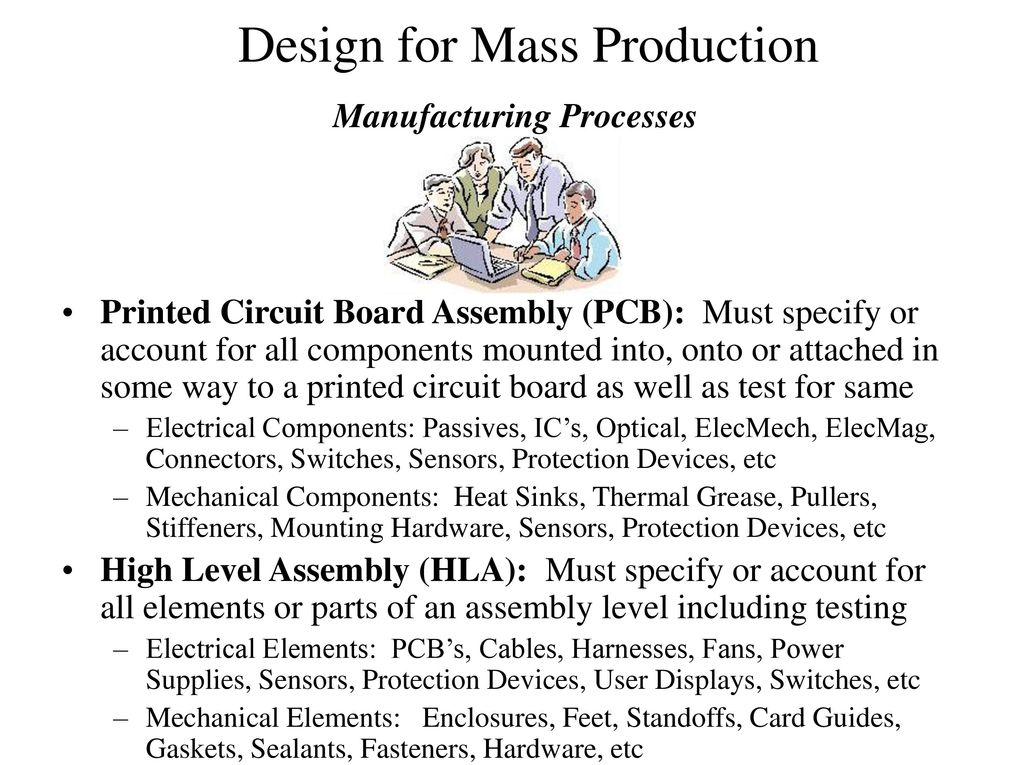 manufacturing processes ppt download