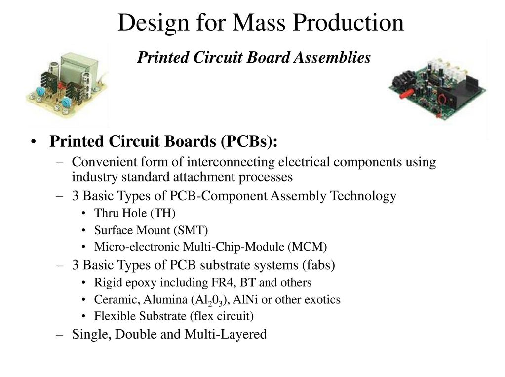 manufacturing processes ppt downloadmanufacturing processes 2 printed circuit board assemblies