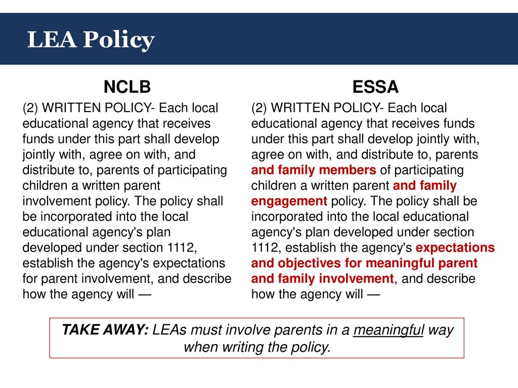 Ppt developing the tests for nclb: no item left behind.