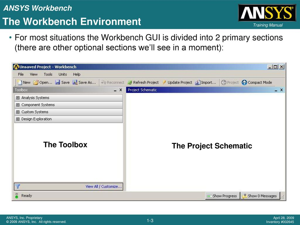 Chapter 1 ANSYS Workbench - ppt download