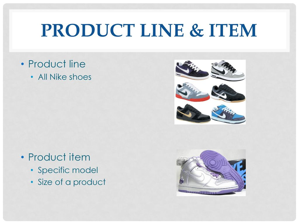 Picante Enorme Reciclar  nike product line