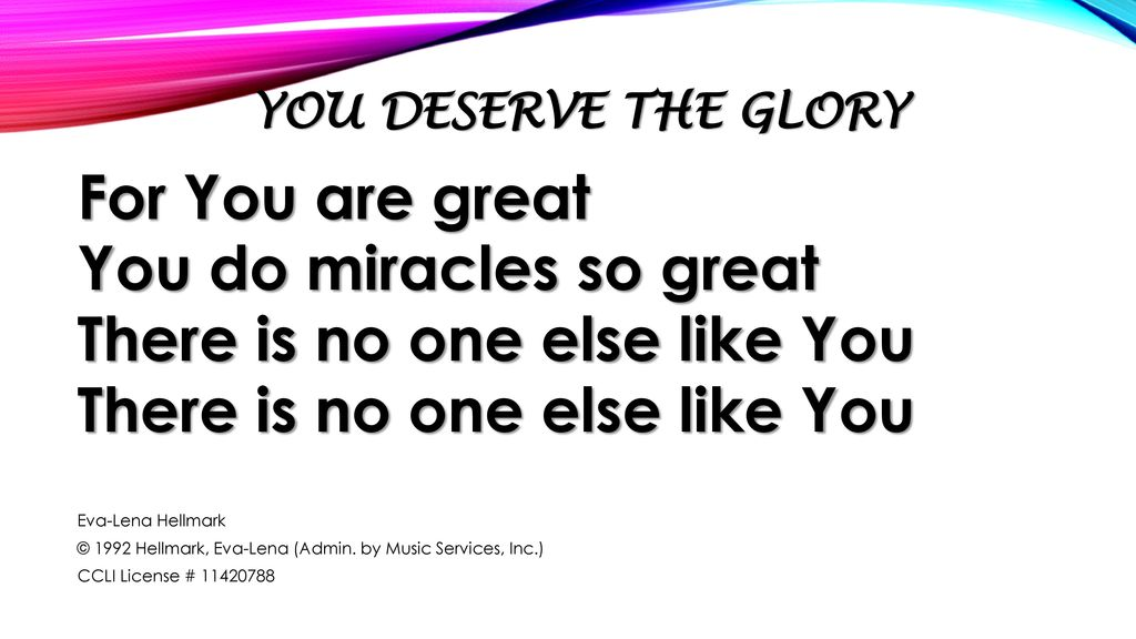Deeper Christian Life Ministry Canada Ppt Download