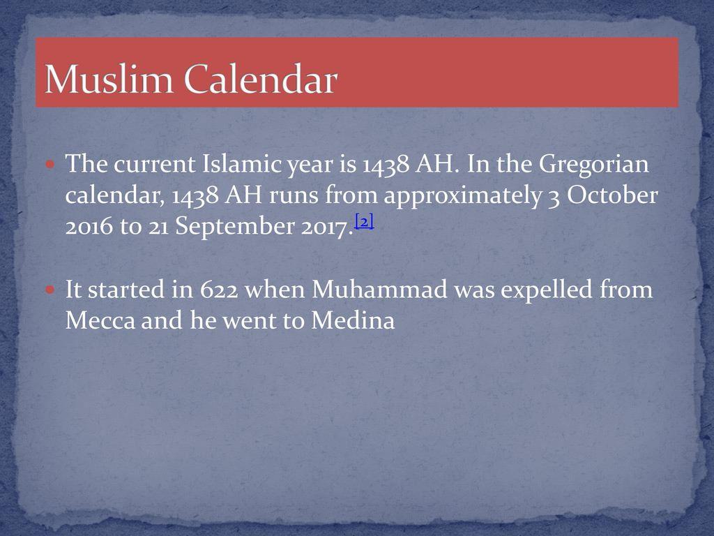 Unit 2 Islamic Civilisation Ppt Download