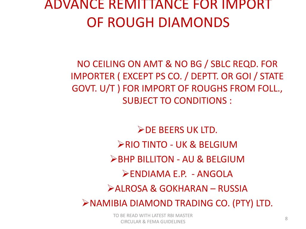 3  IMPORTS, IMPORT FINANCE & TRADE CREDITS - ppt download