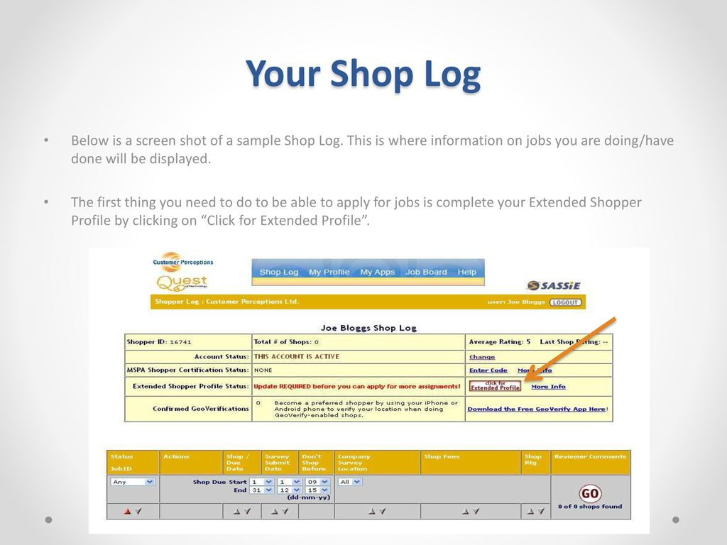 Mystery Shopper Training Manual Ppt Download