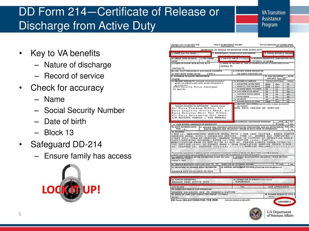 VA Benefits I Briefing Transition GPS - ppt download