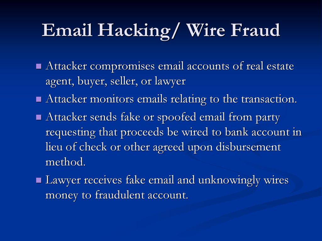 Trust Accounting Rules Ppt Download Wiring Money Bank Account Hacking Wire Fraud