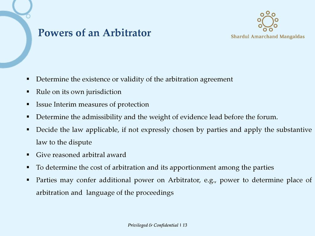 Arbitration As A Profession Ppt Download
