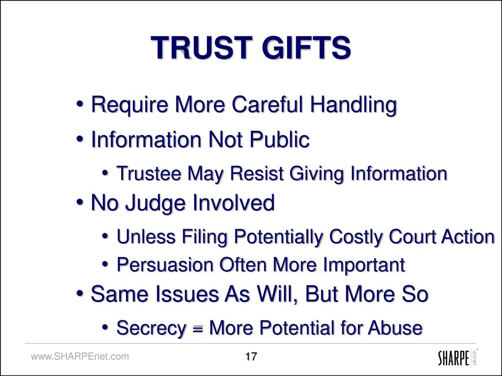 Careful gifts: what can not be given and why