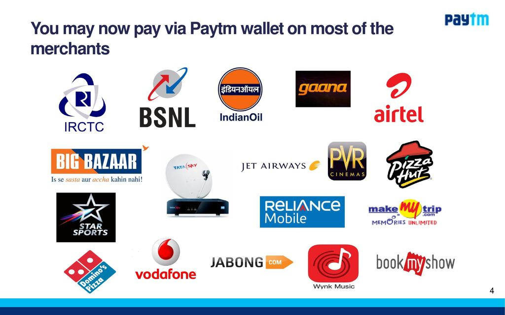 Welcome to Paytm, the largest mobile commerce platform of