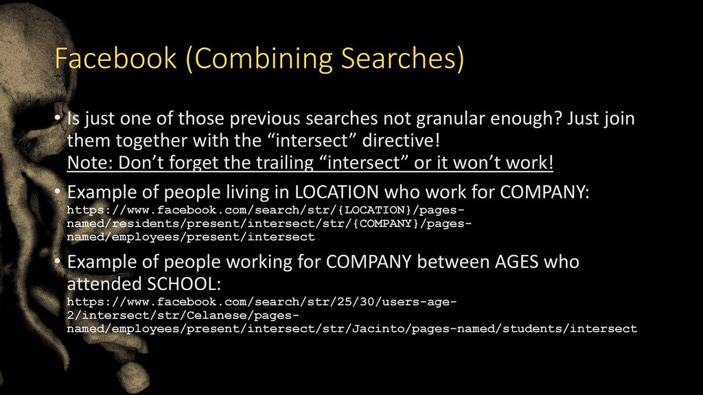 Part One: Twitter and Facebook - ppt download