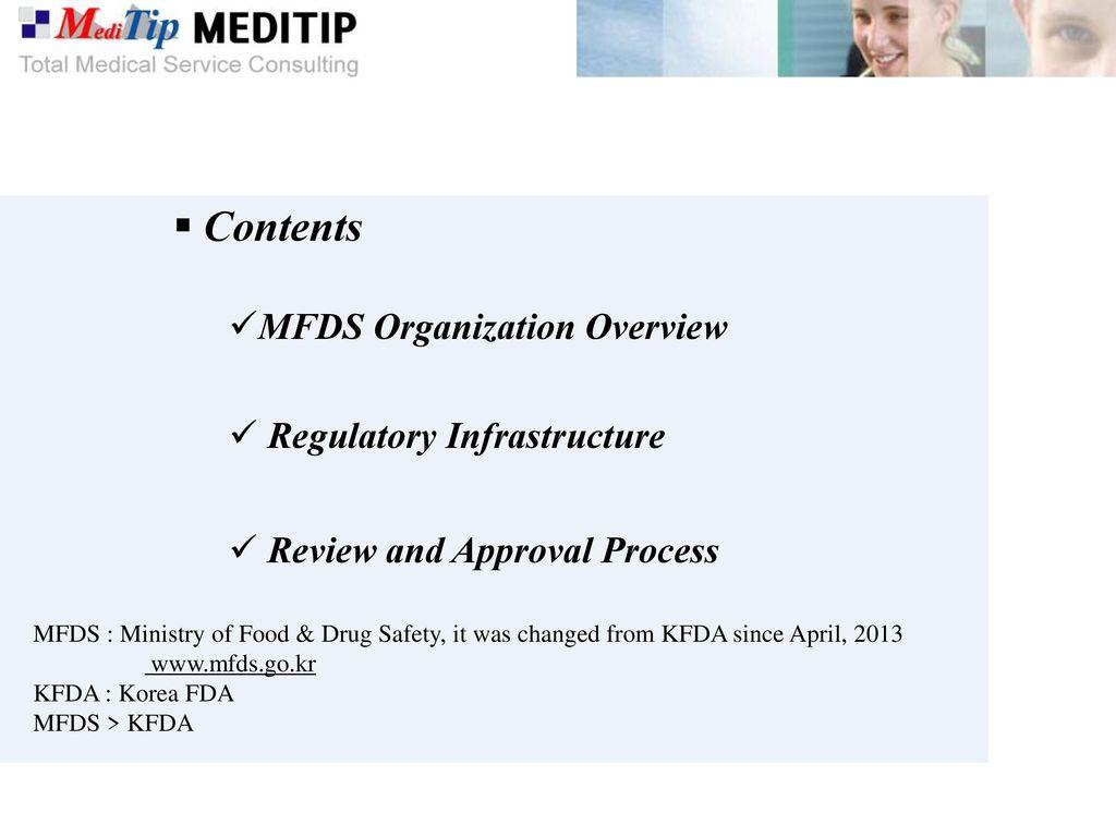 MFDS drug approval system - ppt video online download