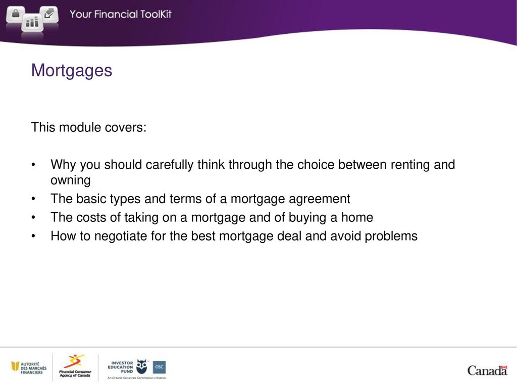 How to Negotiate Mortgage Terms