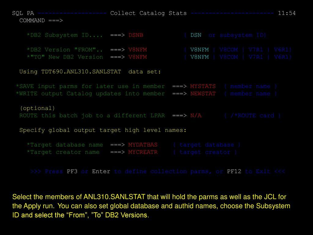 SQL Performance Analyzer - ppt download