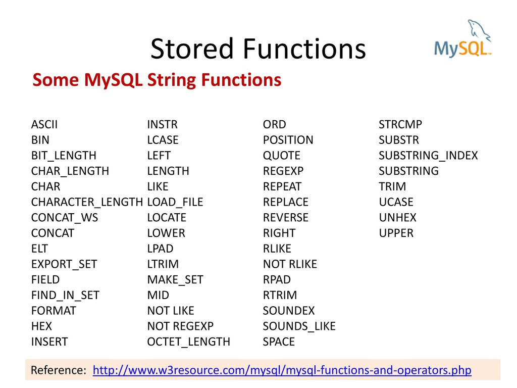 Exporting a MySQL Database - ppt download