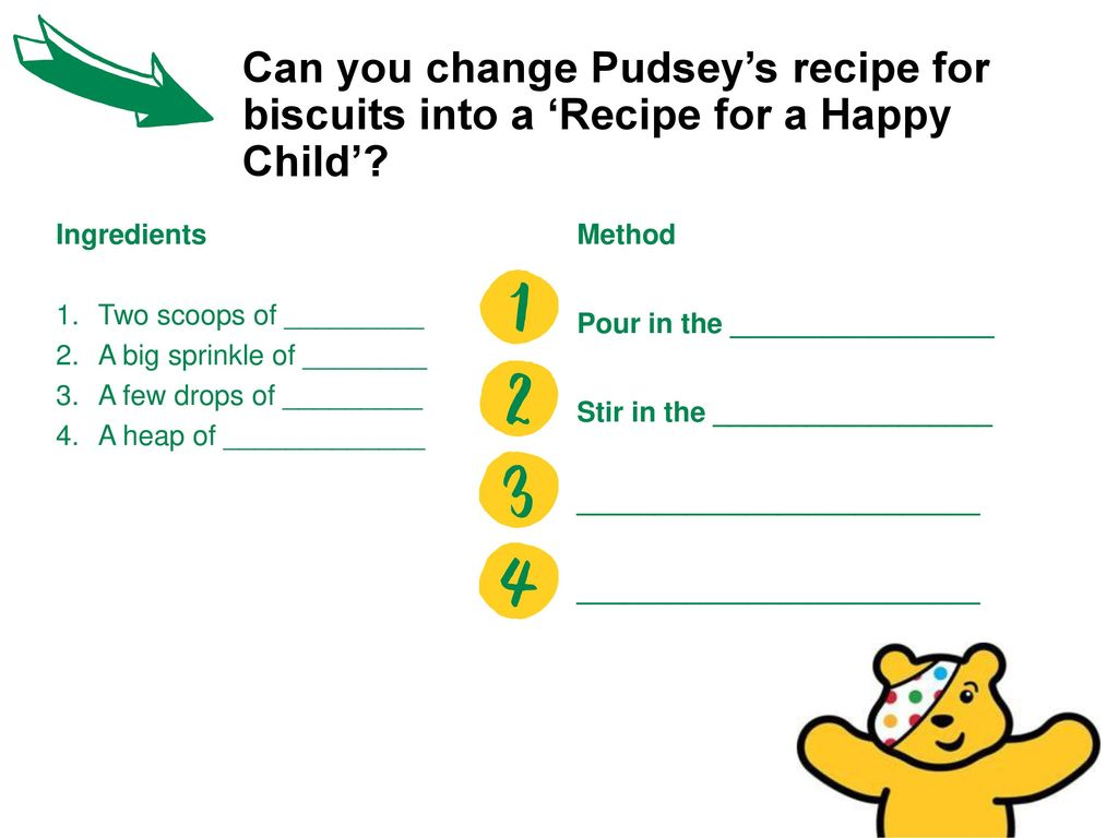 Literacy – KS1 Lesson 2 BBC Children in Need ppt download