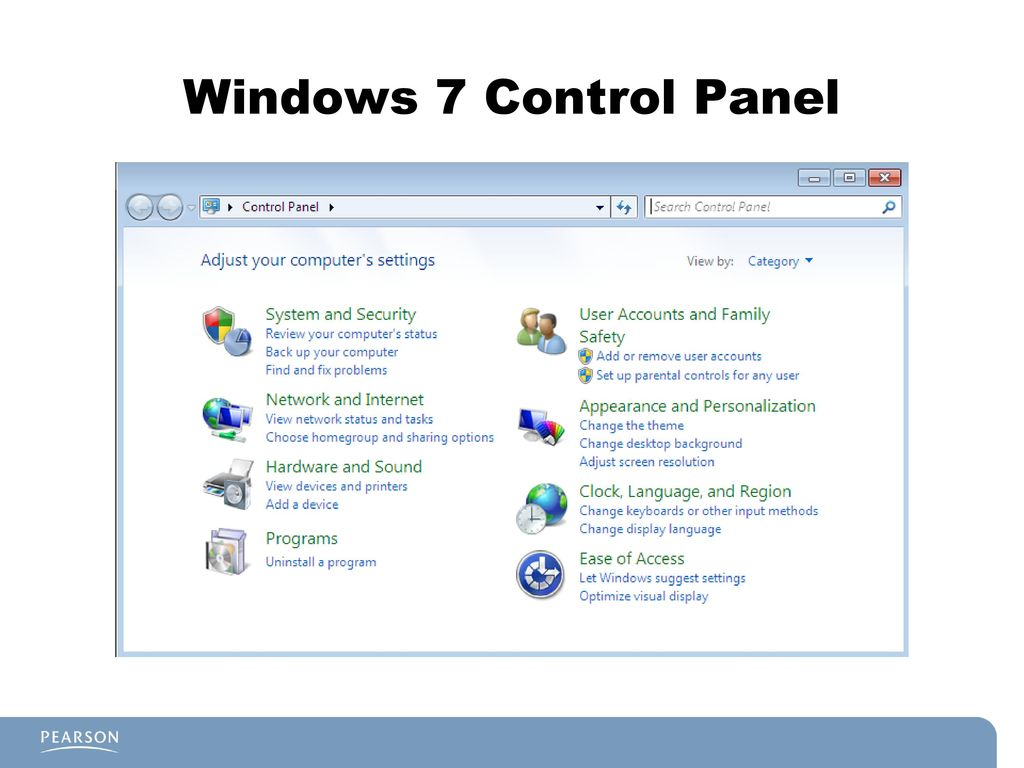 Windows 7: how to adjust the sound
