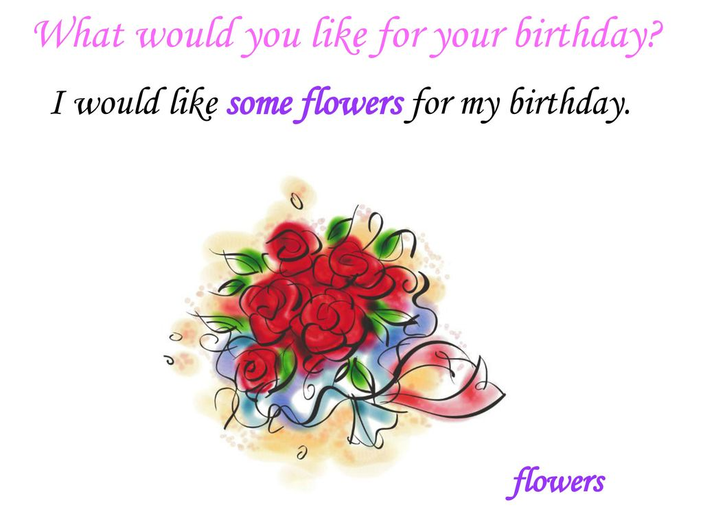 What would you like for your birthday ppt download what would you like for your birthday izmirmasajfo
