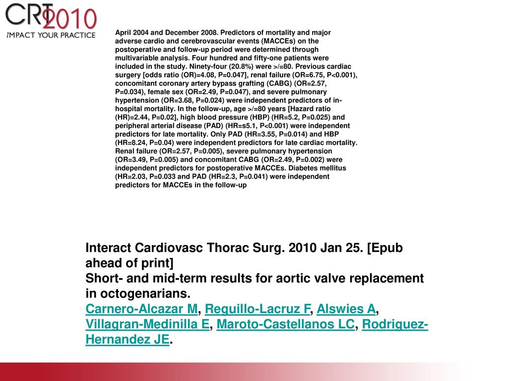 Special Considerations for Women Undergoing CABG by Jennifer L - ppt