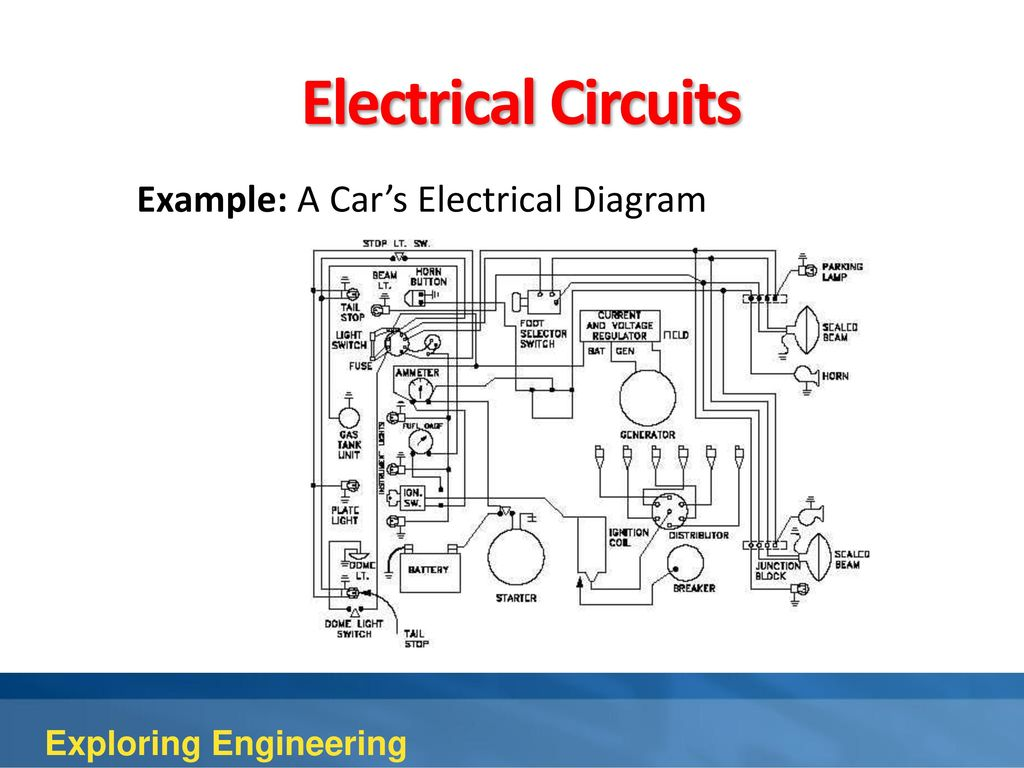 4th Edition Chapter 10 Electrical Engineering Ppt Download Regulator Wiring Diagram In Addition Circuit Breaker 12 Circuits Example A Cars