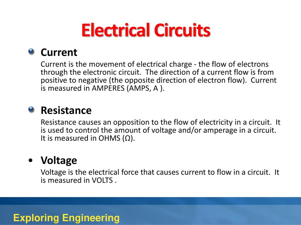 4th Edition Chapter 10 Electrical Engineering Ppt Download The Amperage In A Series Circuit Is Circuits Current Resistance Voltage Exploring