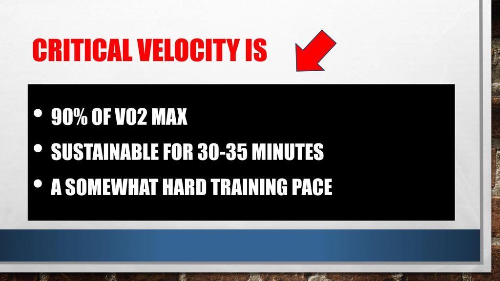 Presentation by Tom Schwartz - Tinman endurance Coaching LLC - ppt