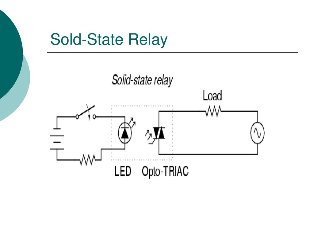 Protection And Relay Schemes Ppt Video Online Download Solid State Triac 7 Sold