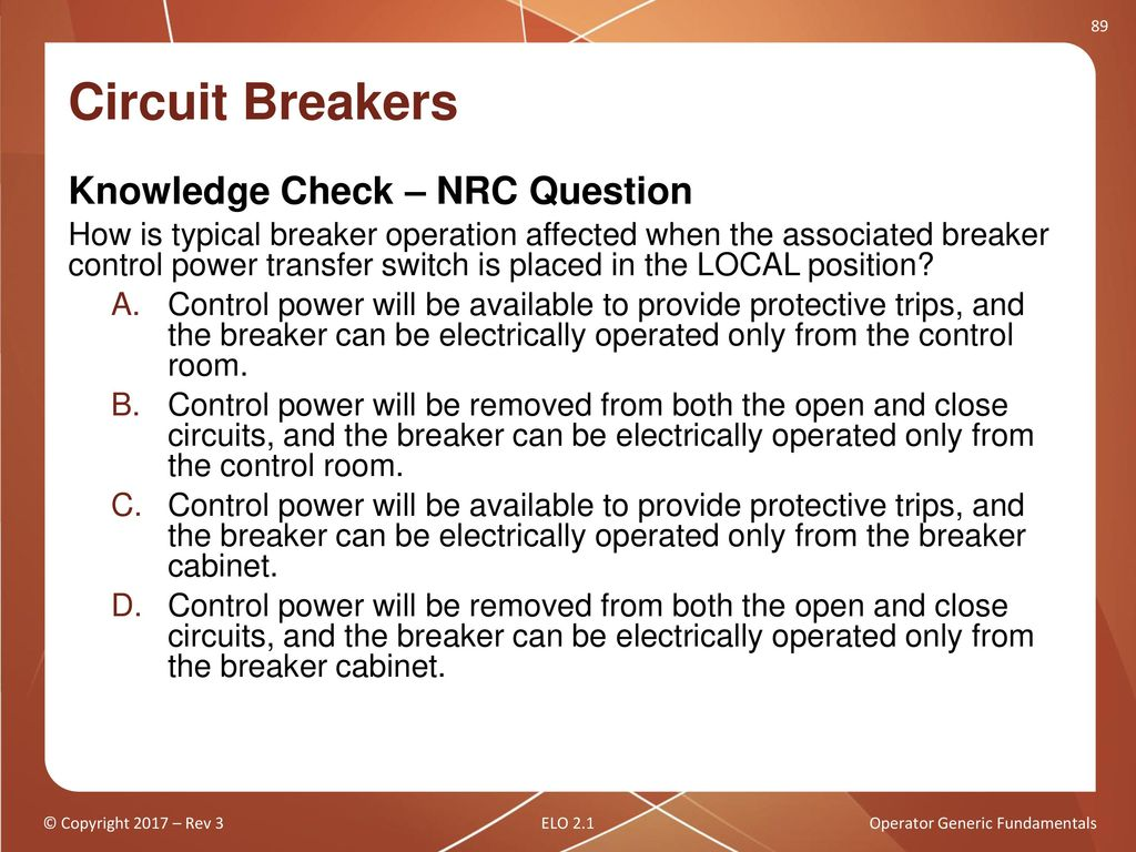 Operator Generic Fundamentals Ppt Download Relay And Circuit Breaker 87 Protective Relays