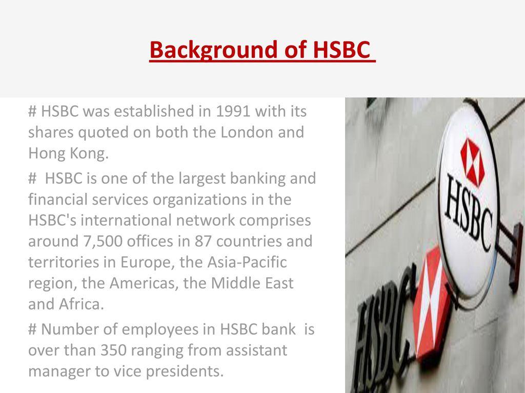 My Career Path at HSBC Bank Assignment 2: My Career Path at HSBC