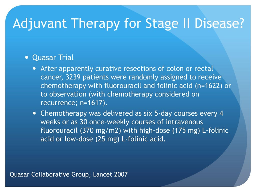 Colon Cancer Stage I Iii Ppt Download