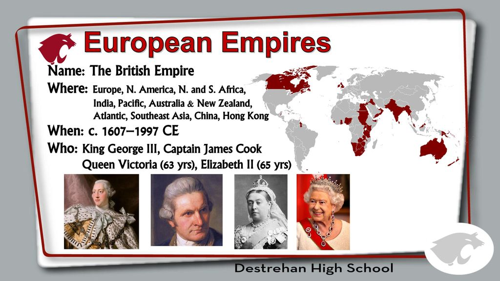 Empires: Queen Victorias Empire