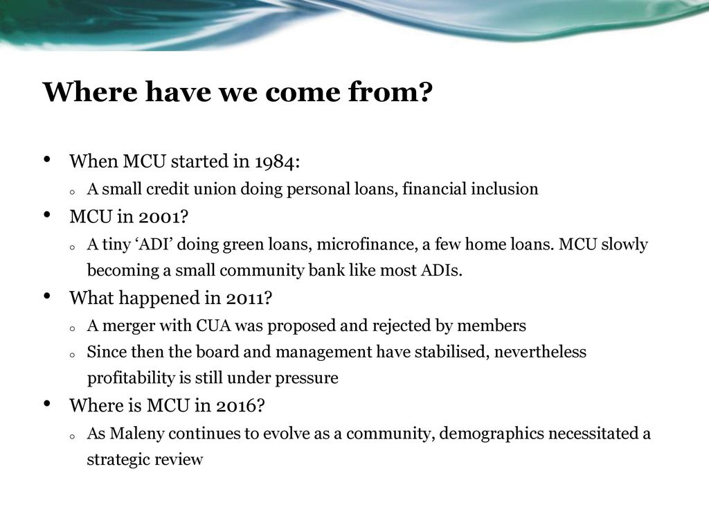 MCU – moving to a new business model - ppt download
