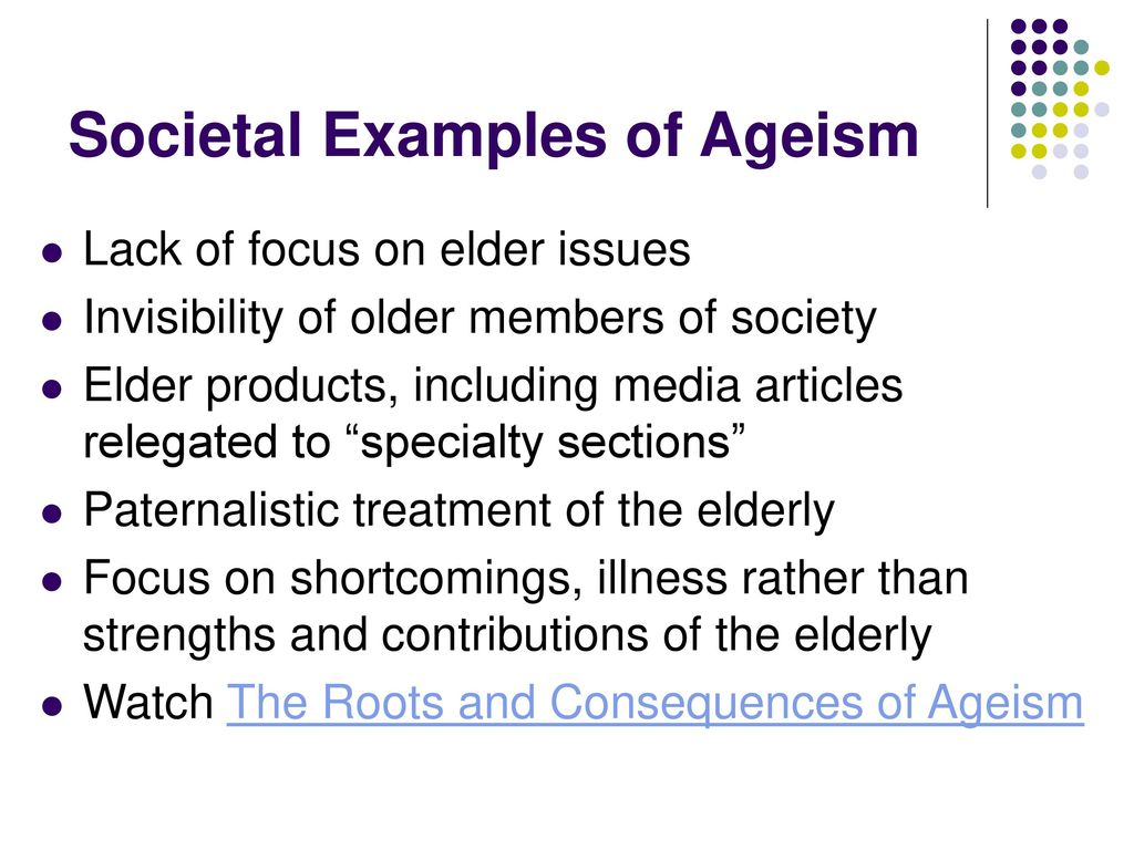 Ch 15 Aging And The Elderly Ppt Download