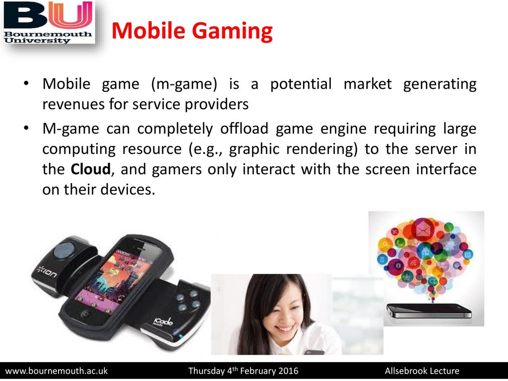 Cloud Computing and Gaming - ppt download