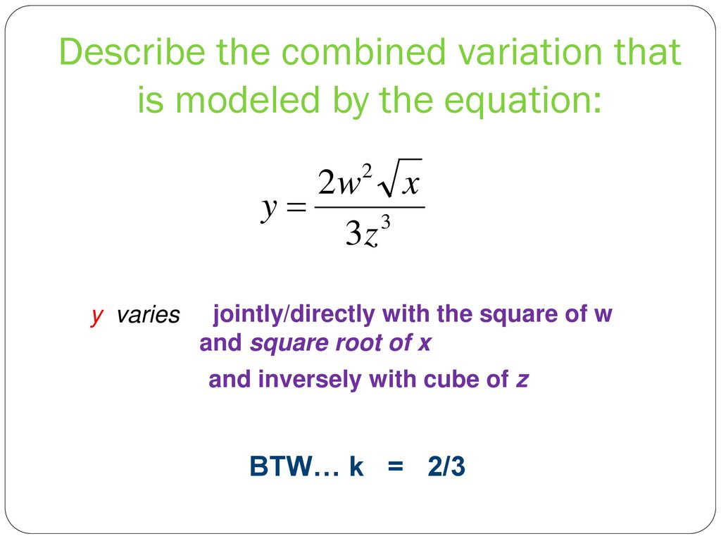 pap algebra 2 notes 9.4 objective tlw… - ppt download